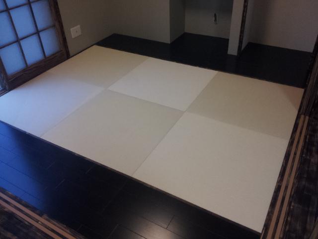 へりなし琉球畳(乳白色)