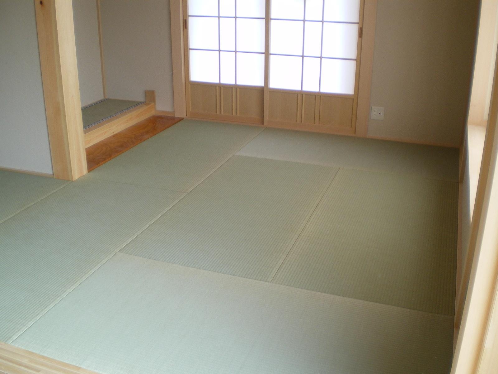 へりなし琉球畳(1畳サイズ・天然い草)