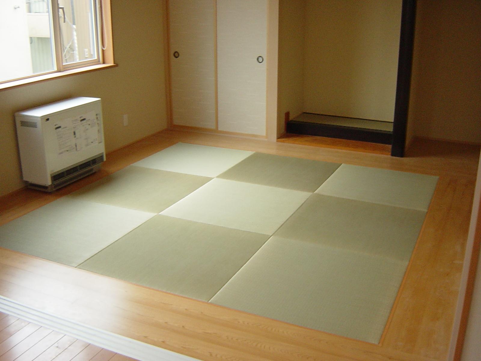 へりなし琉球畳(天然い草)