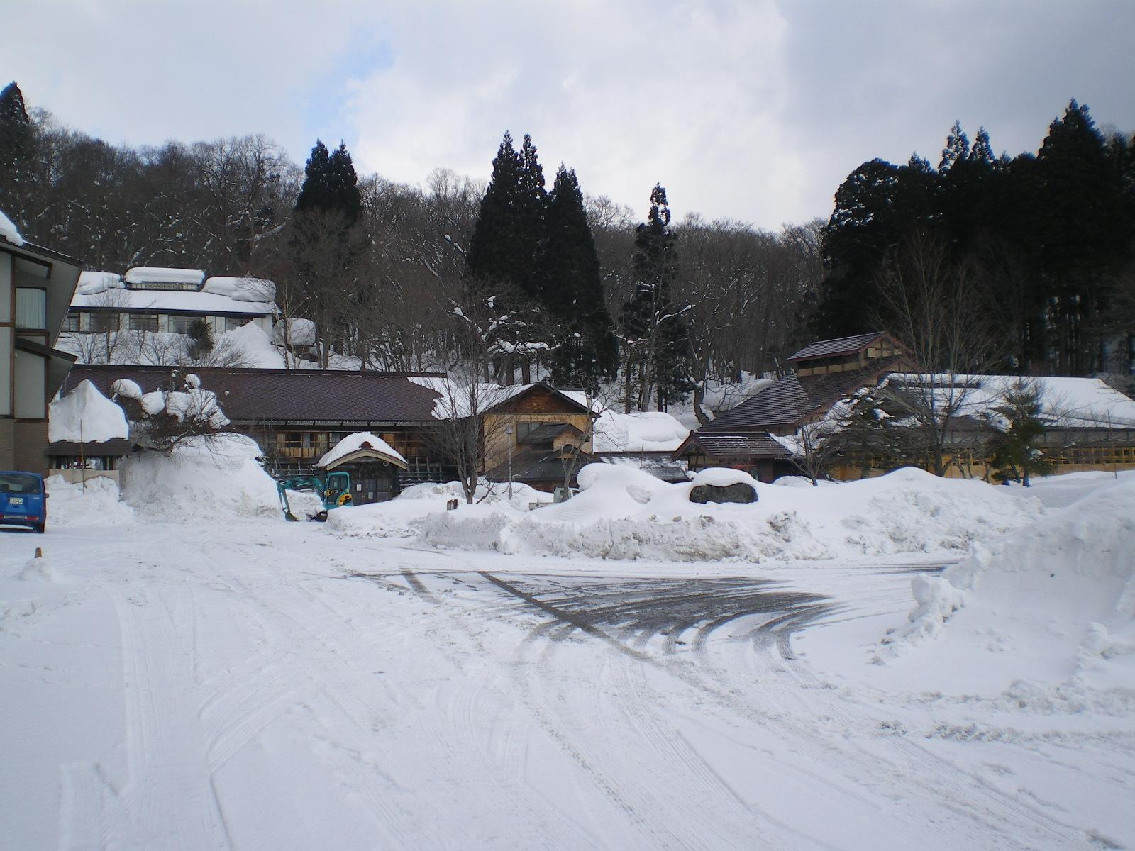八甲田山老舗旅館