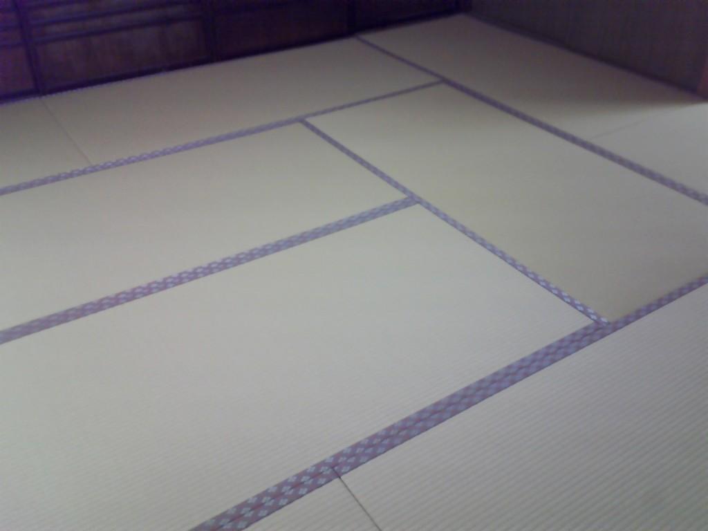新畳(和紙おもて・黄金色)