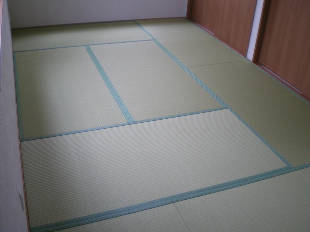 新畳(和紙おもて・銀白色)