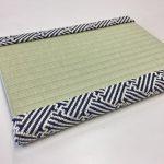 『こぎん刺し畳』を作ってみませんか。
