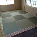 琉球畳(い草目積表)